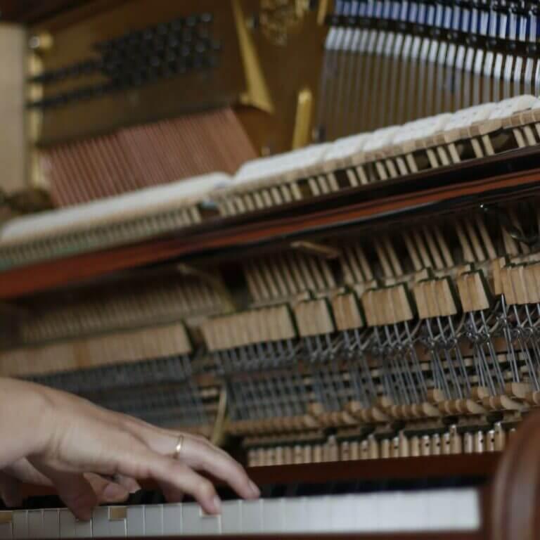 Spielart Klavier